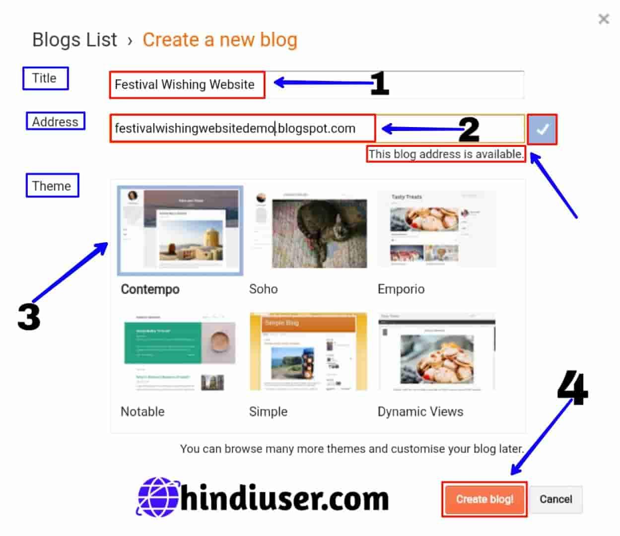 how to make festival wishing website